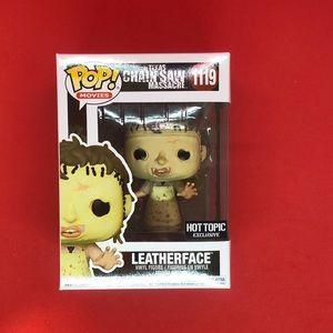 FUNKO POP! Movies Texas Chainsaw Leatherface #1119